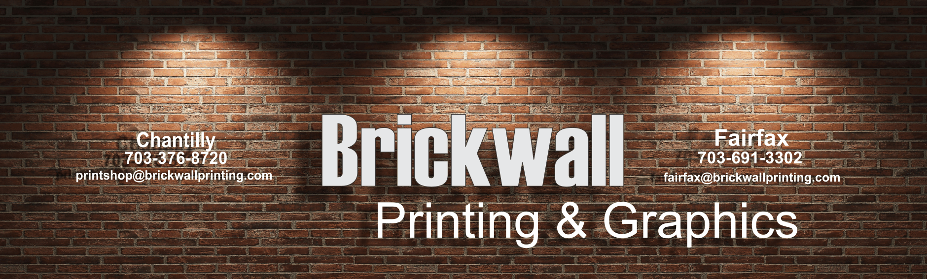 Bricikwall Printing & Graphics